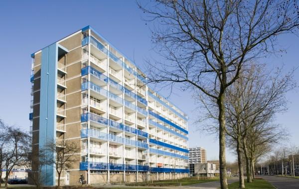 Renovatie Carmenplein