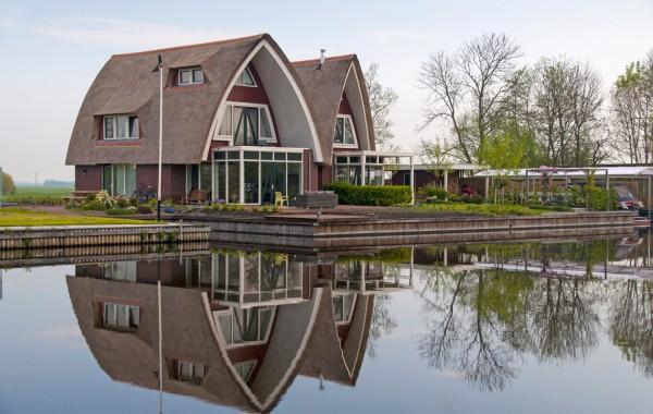Woningen Noordzijde Bodegraven