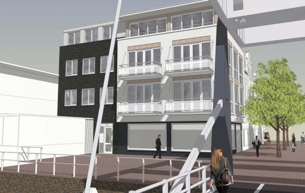 Appartementen Pieter Doelmanstraat