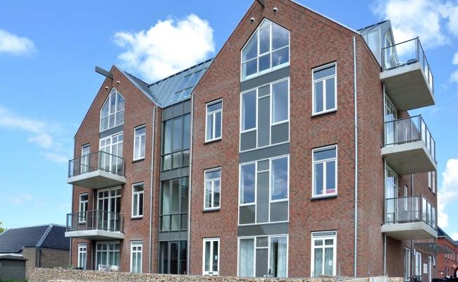 Appartementencomplex de Sluiswachter, Ter Aar