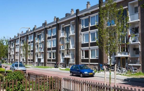 Renovatie Pieter Floriszstraat