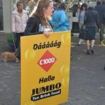 Opening Jumbo Ten Brink Food