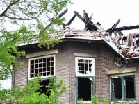 Brandschade Willminalaan Alphen aan den Rijn