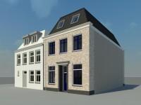Herbouw woning Hooftstraat 133 Alphen aan den Rijn