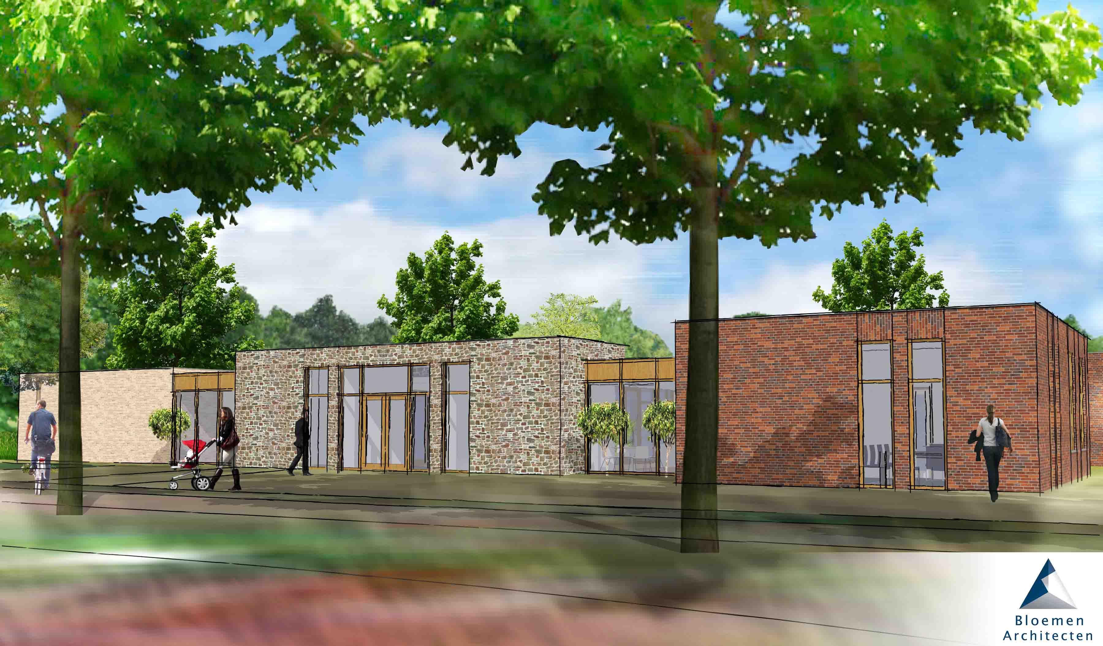 Hospice Alphen aan den Rijn - Bloemen Architecten