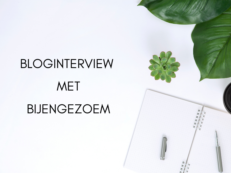 Bloginterview met Véronique van Bijengezoem