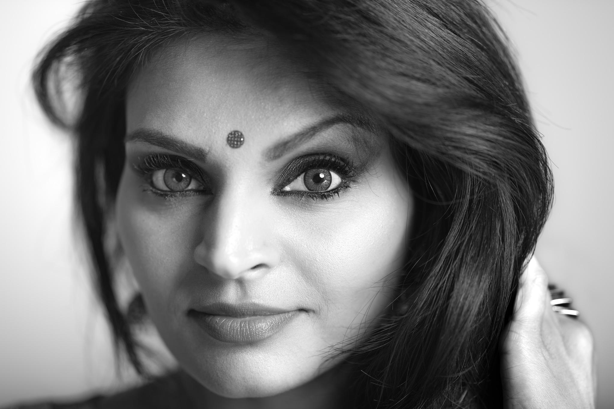 Model: Anita Syed