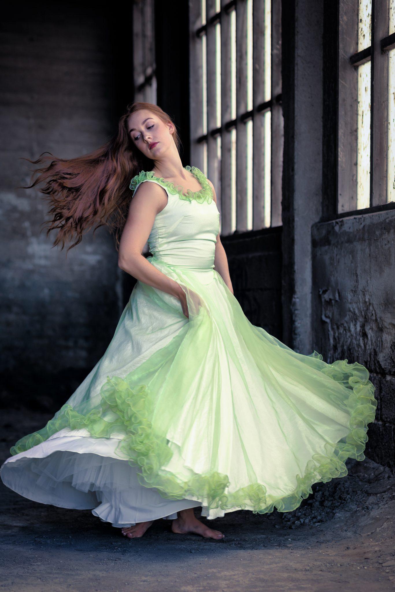 Model: Kathrine Reumert