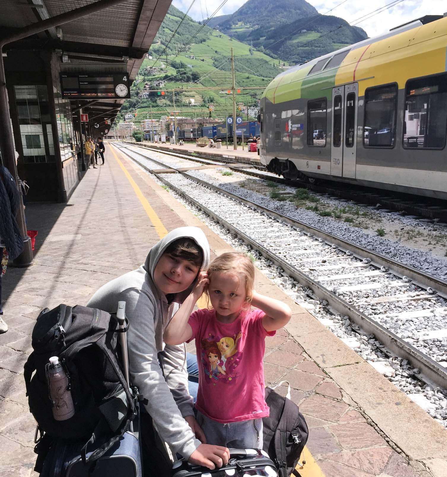Ett tipsigt inlägg om tågluff och Interrail