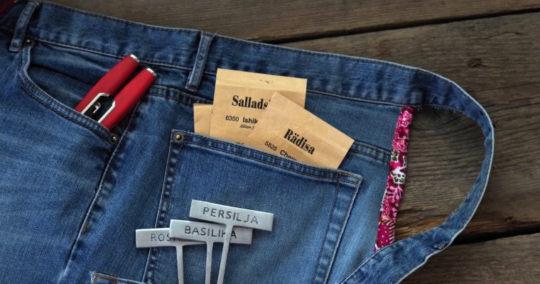 En kreativ söndag – DIY verktygsbälte av gamla jeans
