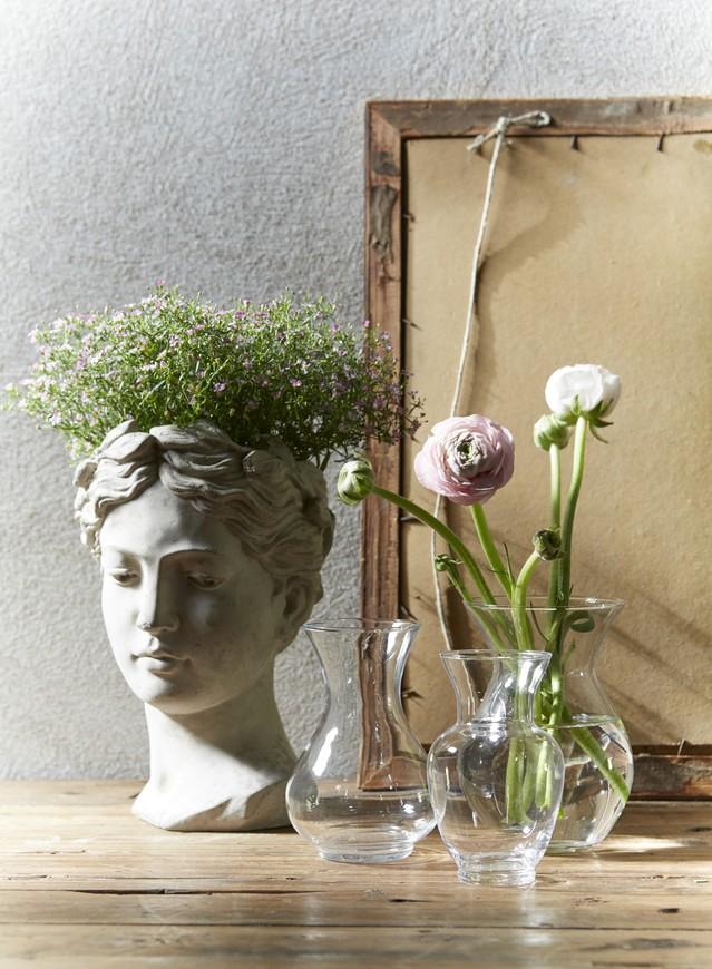 Blomkrukor med touch från antikens grekland