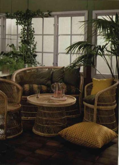 växter IKEA-katalogen
