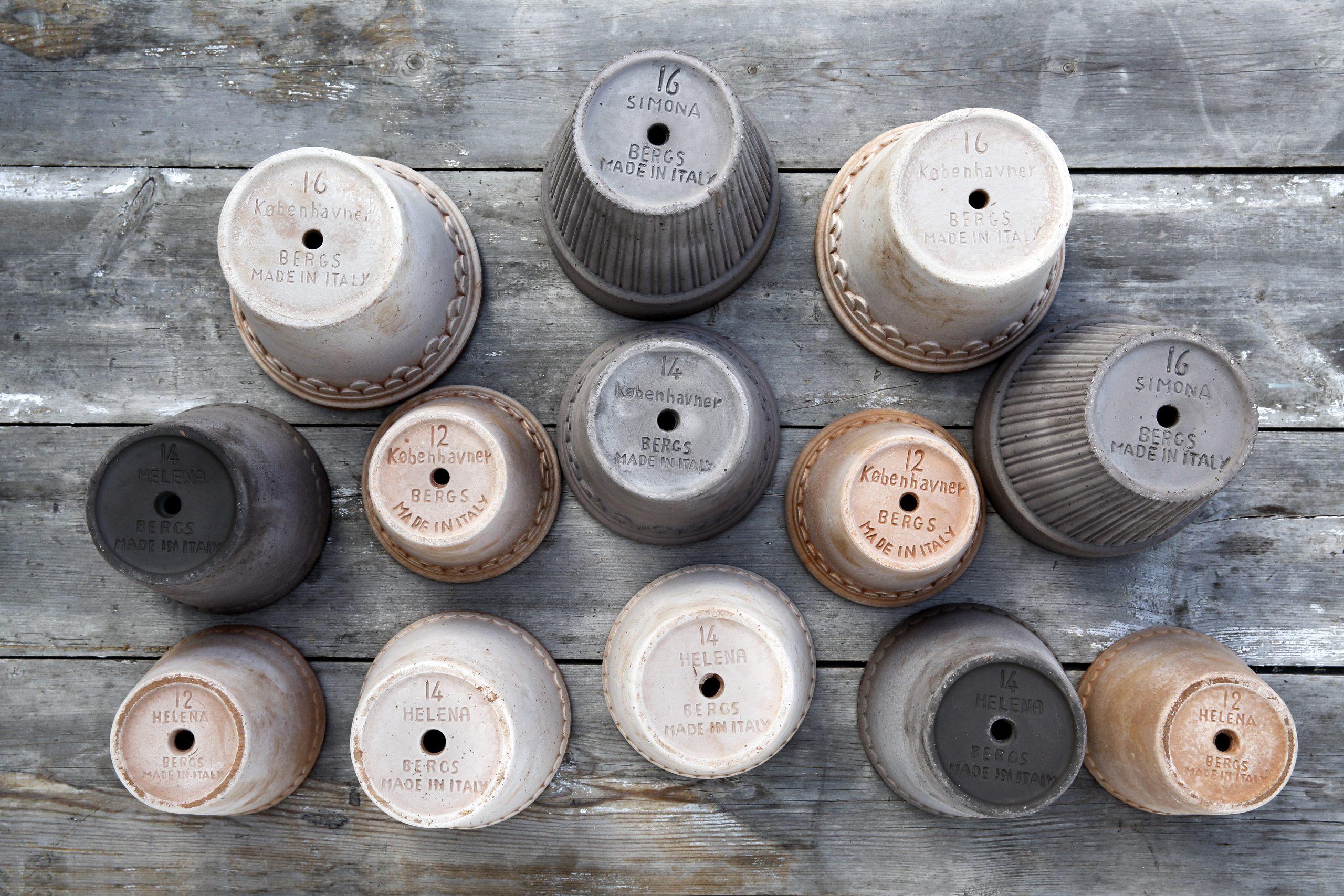 Patinerade krukor – tycke och smak förändras över tid