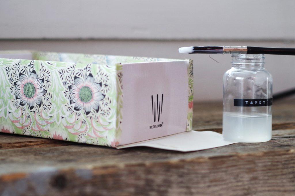 Gör en förvaringsbox