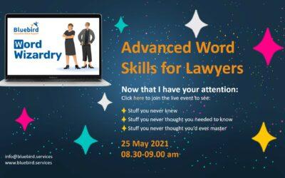Advanced Word Skills Training