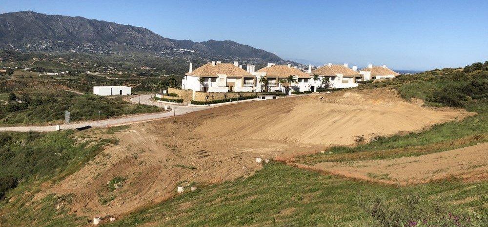 Commerciële bouwgrond in La Cala Golf