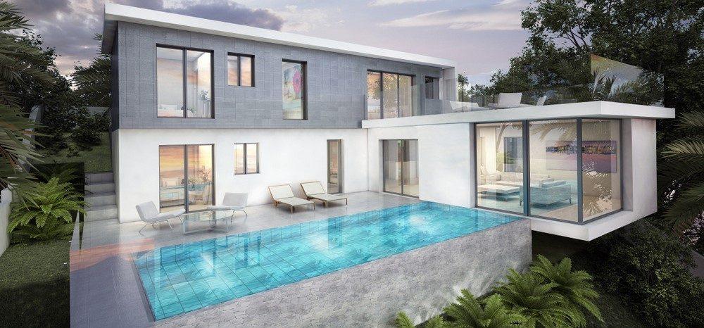 Villa moderne clé en main