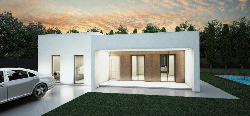 Eco-villa clé en main