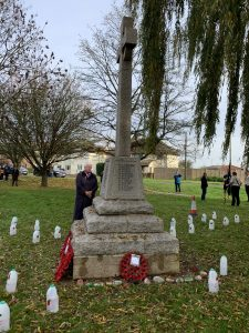 Bluntisham War Memorial