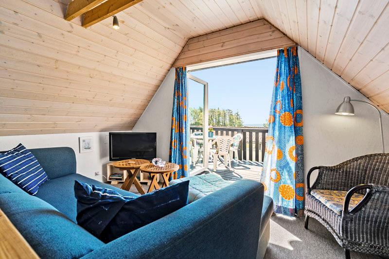 Blushoejgård Stue Skibet