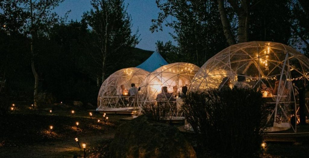 Dining Dome