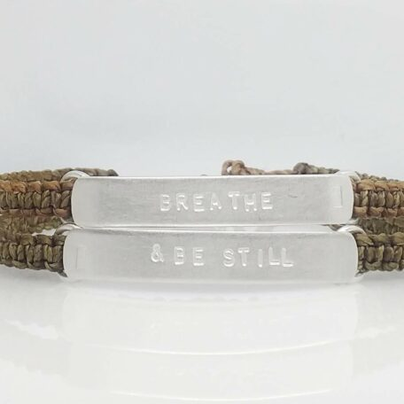 Breathe & Be Still