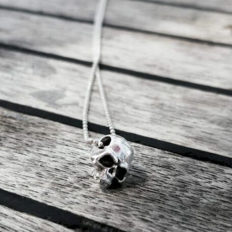Pirate life <-silver necklace