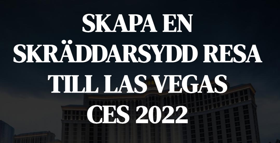 CES i Las Vegas