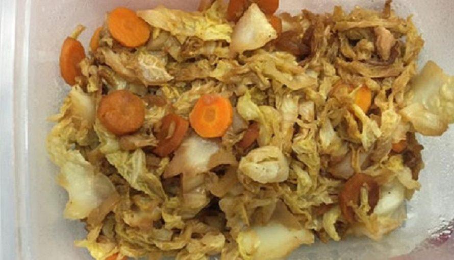 Wirsing-Karotten-Topf
