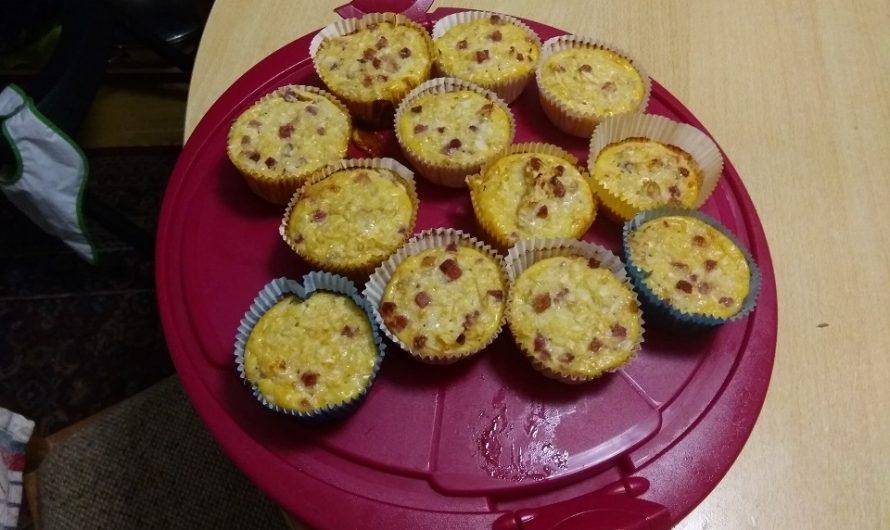 Zwiebel-Speck-Muffin