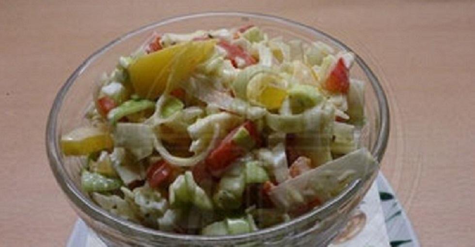 Porree-Salat