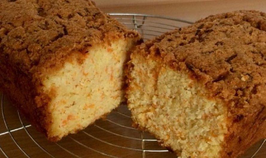 Karotten-Kokos-Kuchen