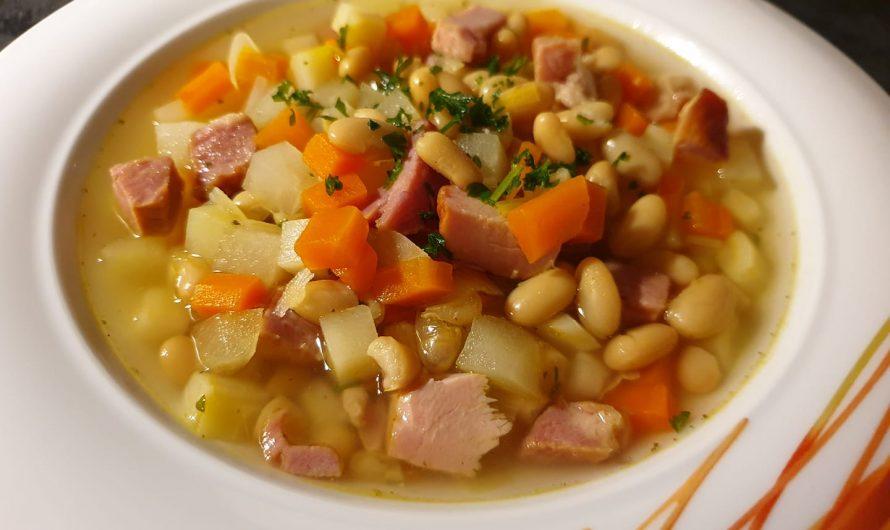 Bohnen Gemüse Eintopf