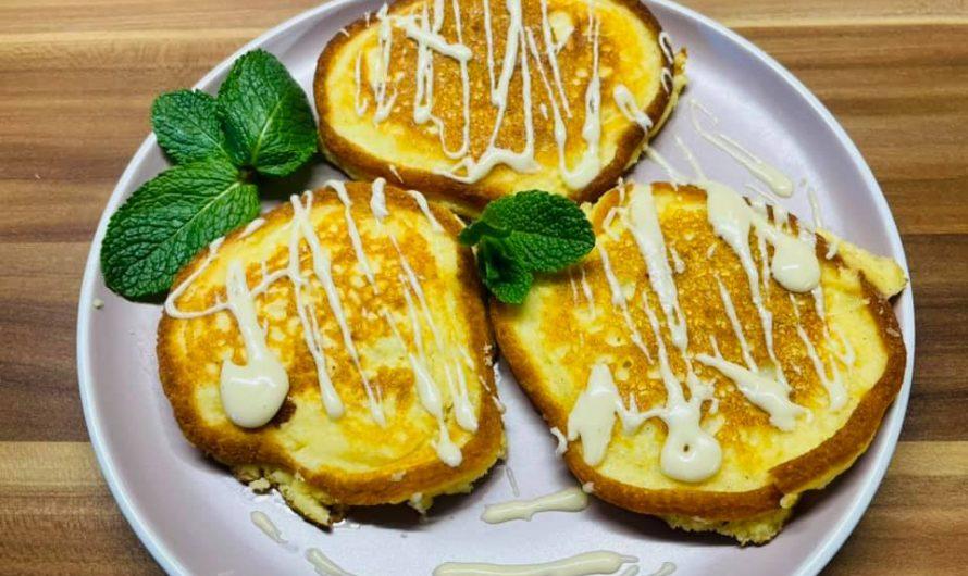 Kokos Pancakes