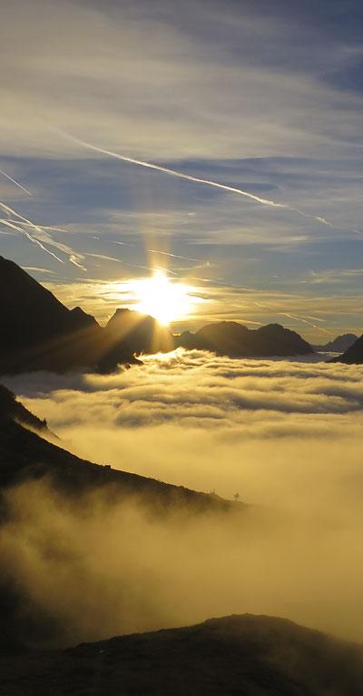 Østrigske bjerge