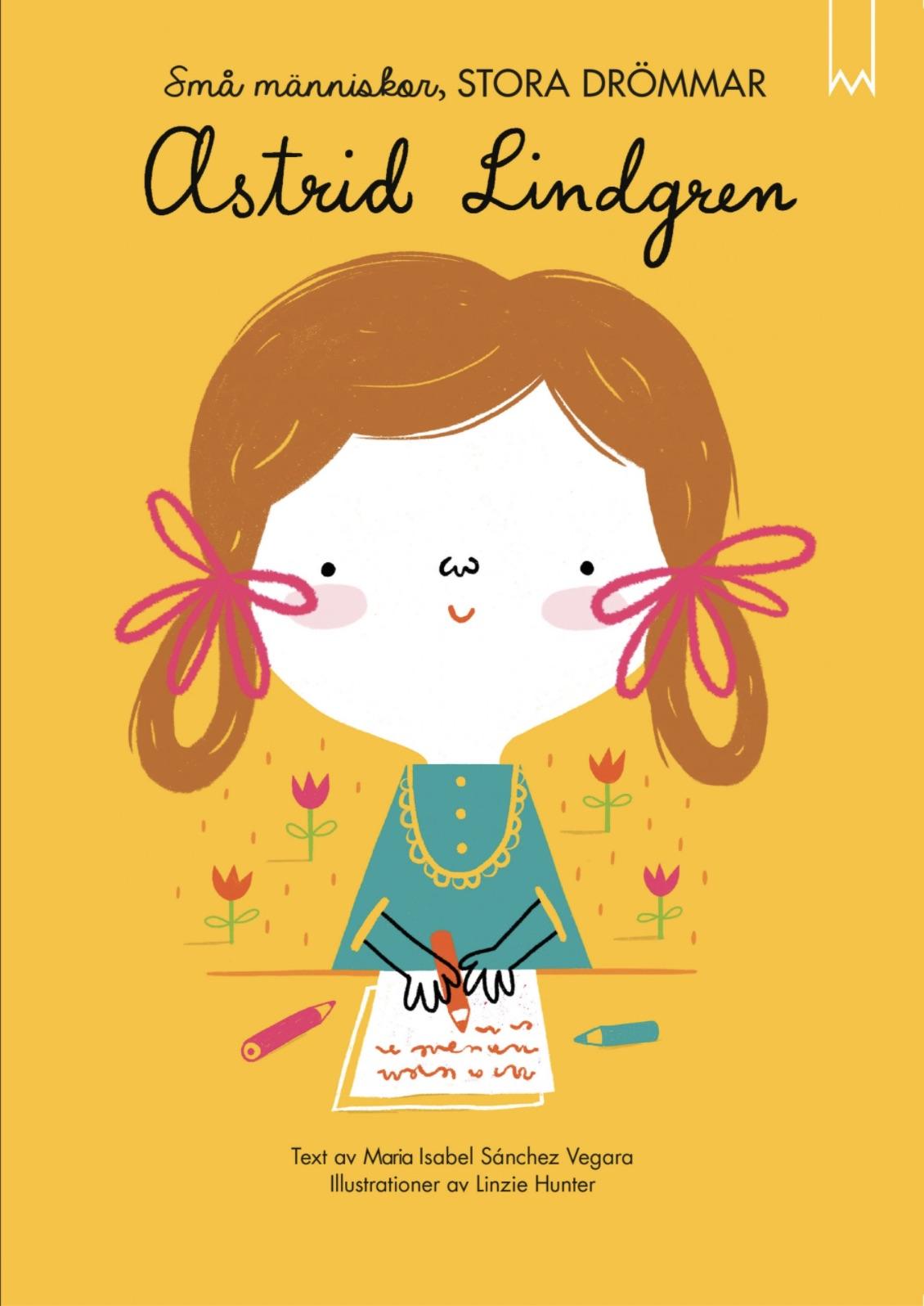 Bok om Astrid Lindgren