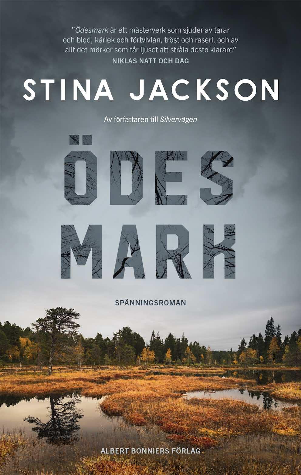 Ödesmark årets bok