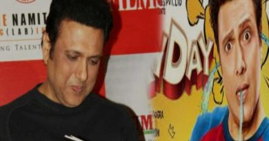 Govinda flopped because he wanted to be a Khan
