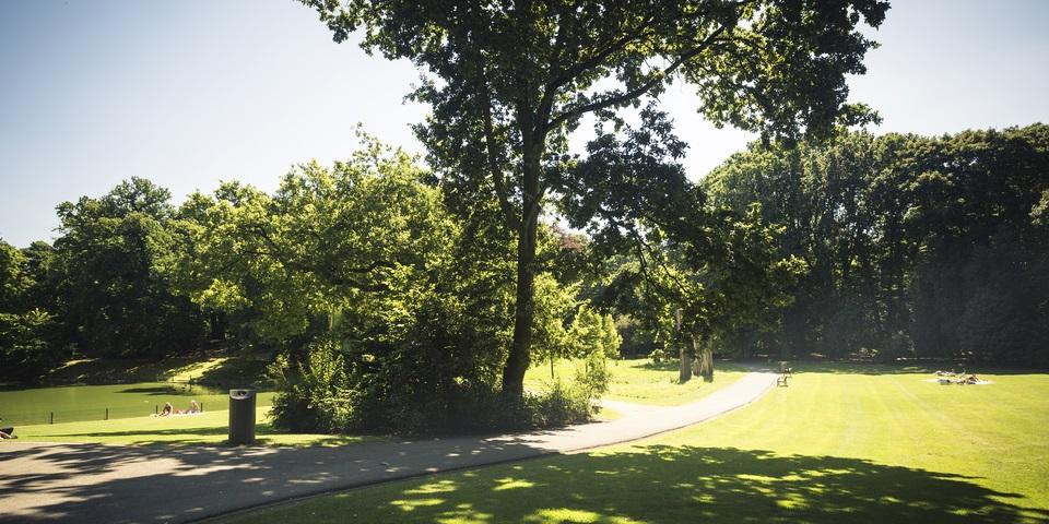 Antwerpse parken