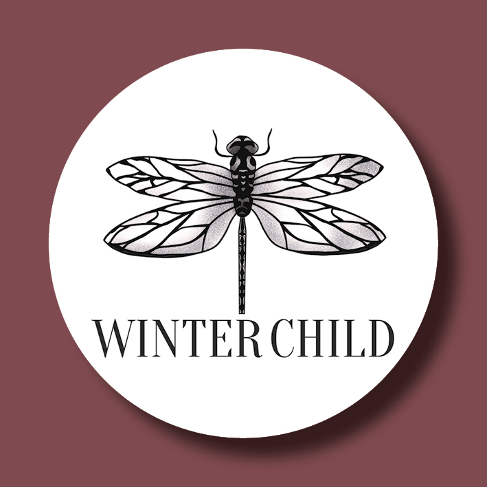 Logo Winter Child Kaarsen