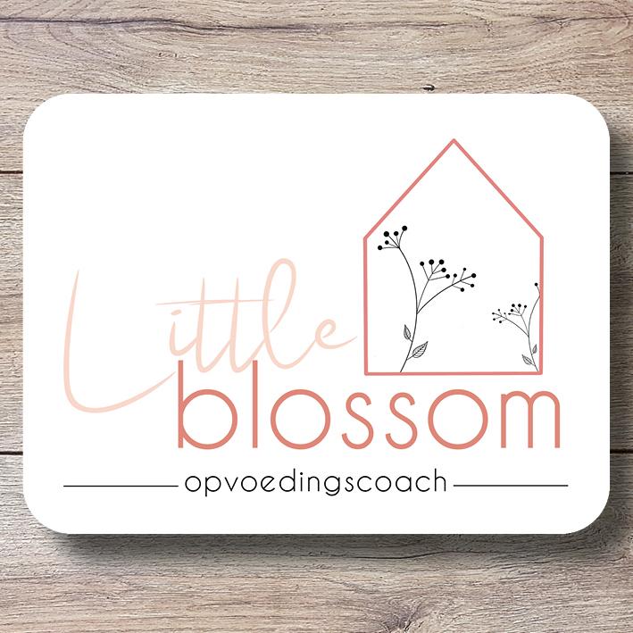 Logo ontwerp Little Blossom
