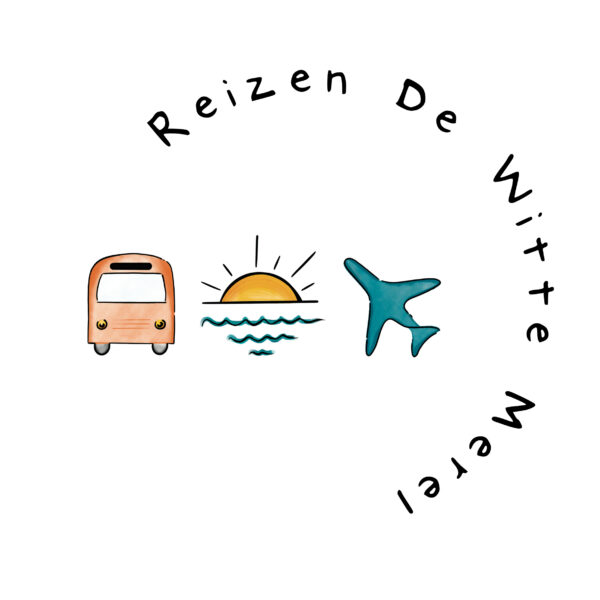 Logo ontwerp reisbureau