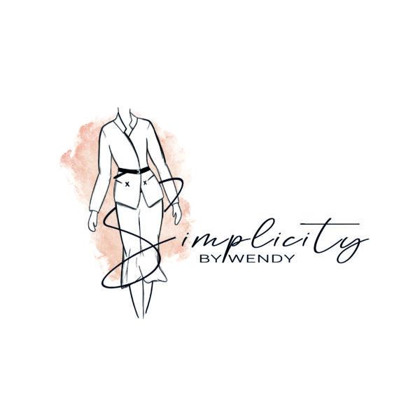 Logo ontwerp styliste
