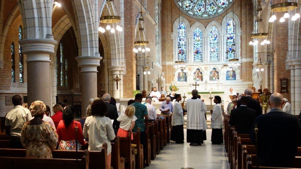 St Boniface interior