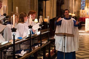 Cathedral Singers, Christ Church, Oxford