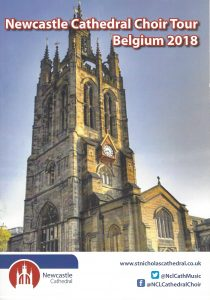 Newcastle Cathedral Choir