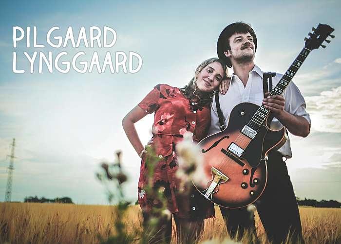 Pilgaard-Lynggaard Book Bryllupsband