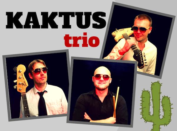 Kaktus trio