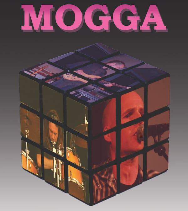 Mogga Book Bryllupsband