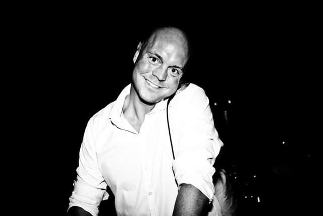 DJ Kenneth Rothly